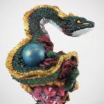 [なな]ボークス新シリーズ!塗るガレ【Dragonets】「龍神」作成しました。