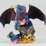 [なな]塗るガレ【Dragonets】「ファフニール」ちゃん完成!